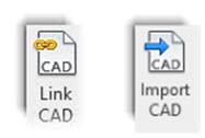 Revit Tricks : จะนำเข้าไฟล์ CAD เป็น LinkCAD หรือ ImportCAD