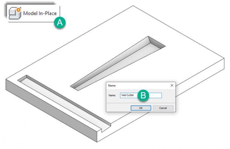Revit Tricks : การเขียนพื้นลดระดับ (Depressed floor)